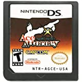 Apollo Justice Ace Attorney Game Card For Nintendo DSL DSI DS 3DS XL 2DS