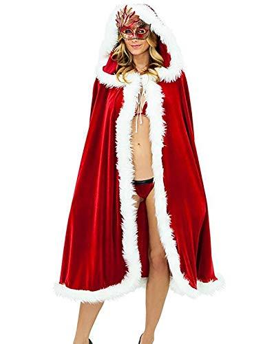 Kennedy Sexy Women Christmas Cardigan Cloak Christmas Costume