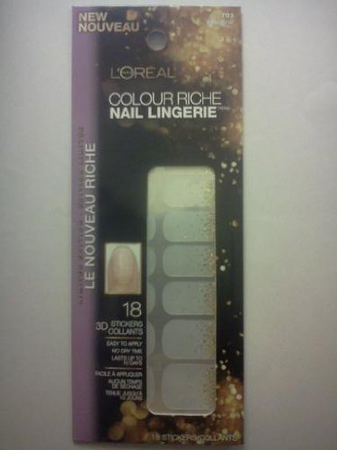 L'Oreal Paris Colour Riche Nail Lingerie, Elite Chic