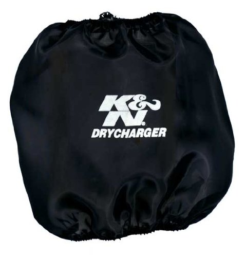 K&N RC-5112DK Round Tapered Drycharger Air Filter Wrap Drycharger Air Filter Wrap