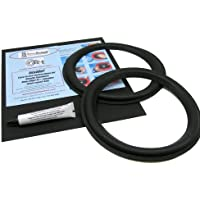 Boston Acoustics Speaker Foam Edge Repair Kit, 10 Filled Fillet Foam, HD10, PV600, VR500, FSK-1028