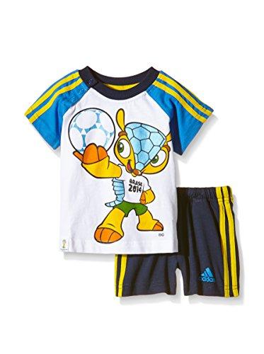 I mehrfarbig Boy Mascot Adidas For Schwarz Jumpsuit J FqnxxRwO