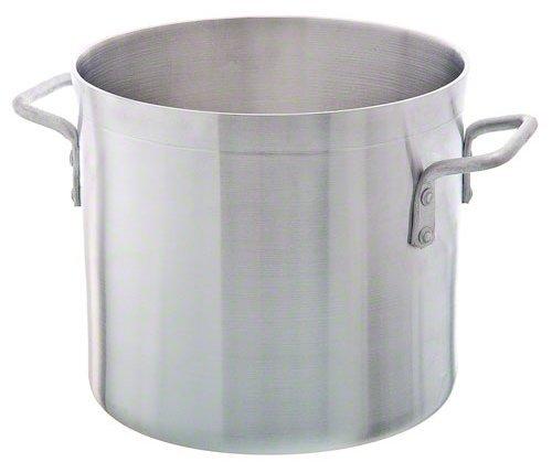 Update International (APT-12) 12 Qt Aluminum Stock Pot 12 Quart Aluminum Stock Pot