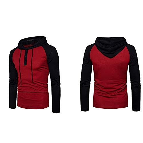Cómoda Variedad De Sudadera Y Capucha Con red Para En Hombre xxl Una Pullover Slim Transpirable Disponible Colores fUR71UOYq