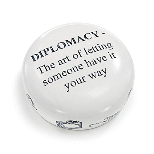 Law Paperweight (Concord Paper Weight - Diplomacy)