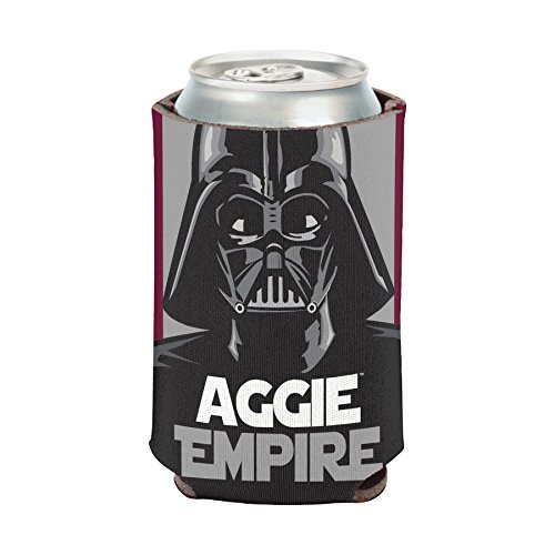 NCAA Texas A&M Aggies Star Wars Darth Vader Can Cooler