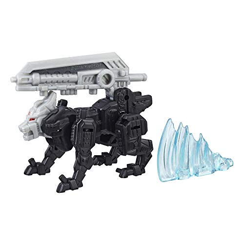 (Transformers Generations War for Cybertron: Siege Battle Masters WFC-S2 Lionizer Action Figure Toy)