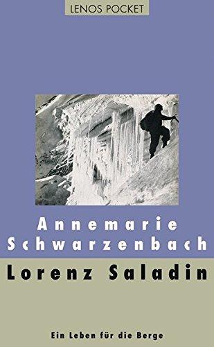 Lorenz Saladin: Ein Leben für die Berge (LP)