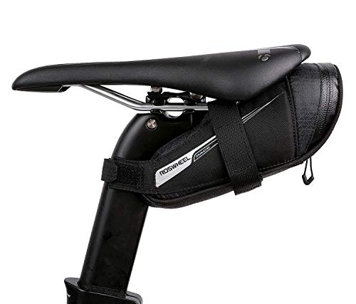 Roswheel Race Series 131432 Ultralight Bike Saddle Bag Bicycle Under