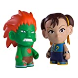 Kidrobot Street Fighter Collectible Mini Figure (Styles Will Vary)