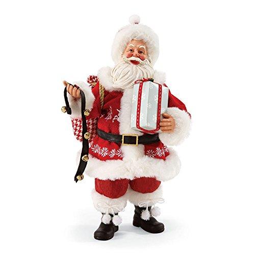 Department 56 Possible Dreams Be Merry Santa - Dept 56 Santa