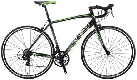 Sundeal 50 cm R7 700 C Bicicleta de Carretera 6061 aleación Marco Shimano 2 x 7s MSRP $499 Nuevo: Amazon.es: Deportes y aire libre