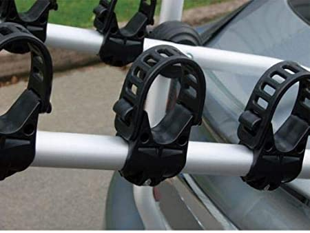 UKB4C Car 3 Bike Carrier Rear Tailgate Boot Cycle Rack fits CR-V 2006-2017