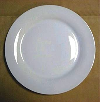 48 Platos llano de 24 cm porcelana blanco  Amazon.es  Industria ... be8433c9d106