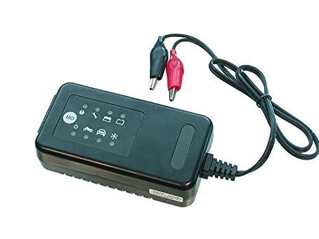 Vipow BAT1131 automático cargador para baterías de gel 12 V ...