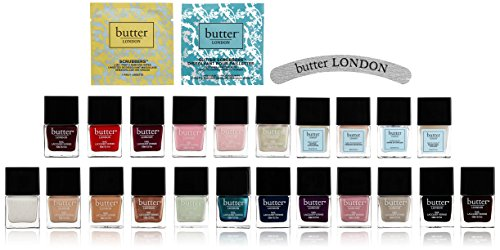 Butter London Most Wonderful of All Color Set, 27.0 fl. oz.
