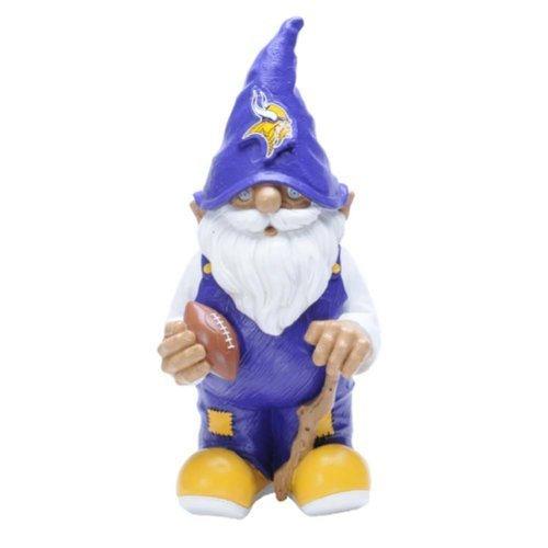 Minnesota Vikings 2008 Team Gnome Renewed
