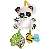 Passeio com Panda, Fisher Price, Mattel