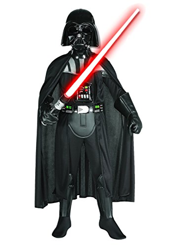 Darth Vader Toddler Costumes (Little Boys' Child Deluxe Darth Vader Costume - XS)