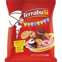 ... Terrabusi Galletitas / Assorted Cookies (Variedad Dulces Surtidas, 400 gr.)
