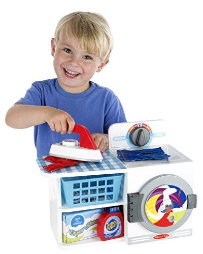 Melissa Doug Wash Iron Play product image