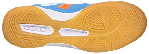 Homme Turquoise de Chaussures Safety in EU 01 Football Yellow 47 Classic Multicolore Sala Atomicblue Mizuno Orangeclownfish WUqgSwA1g