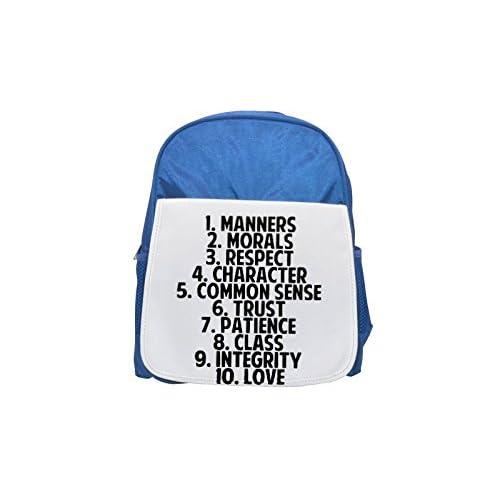 PMA möglich Printed Kid 's blue Backpack, cute Backpacks, cute small Backpacks, cute Black Backpack, Cool Black Backpack, Fashion Backpacks, Large Fashion Backpacks, Black Fashion Backpack
