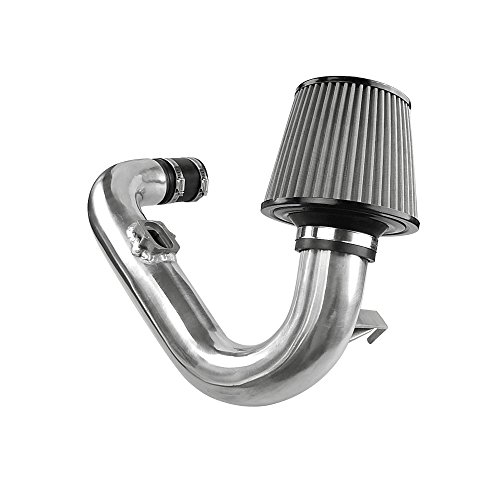 CPT Cold Air Intake (Polish) - For 12-19 Chevy Sonic 1.4L Turbo 4cyl CPT-862-P ()