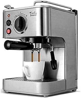 Máquina de Café Espresso, Cafetera de Vapor Semiautomática ...