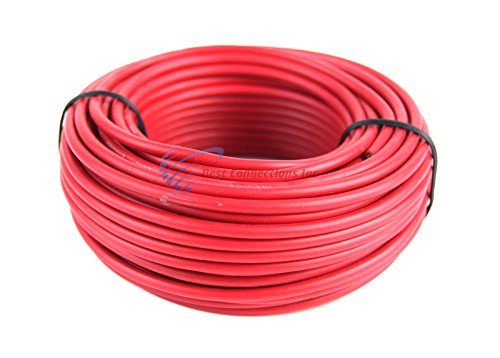 Trailer Light Cable Wiring Harness 50ft spools 14 Gauge 7 Wire 7 colors by Best Connections (Image #1)