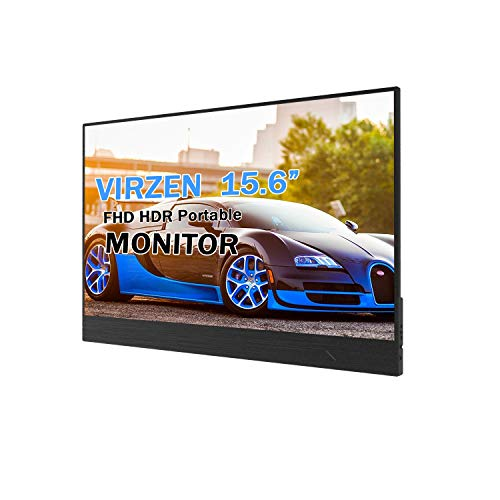 Portable Monitor Display 1920x1080 15.6-inch Super Thin