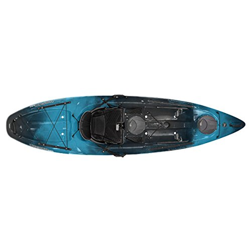 Wilderness Systems 9750105110 Tarpon 100 Kayaks, Midnight, ()