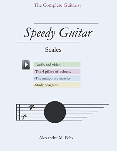 Guitar Flamenco Scales (Speedy Guitar- Scales (The Complete Guitarist))