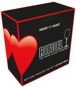 RIEDEL Heart to Heart Pinot Noir en Verre
