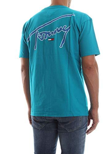 Tommy T Bleu Signature Bluebell shirt Jeans qrzqxfO