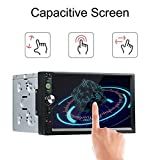 2DIN Capacitive Touch Screen 7 inch Car Stereo