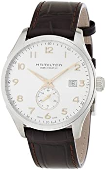 Hamilton Men's 'Jazzmaster' Swiss Stainless Steel Watch