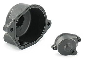 Flotador Carcasa, cubeta para Dellorto de carburador: Amazon.es: Coche y moto