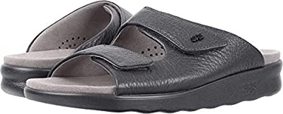 SAS Womens Cozy Leather Sandal