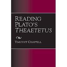Reading Plato's Theaetetus