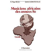 Musiciens africains des années80