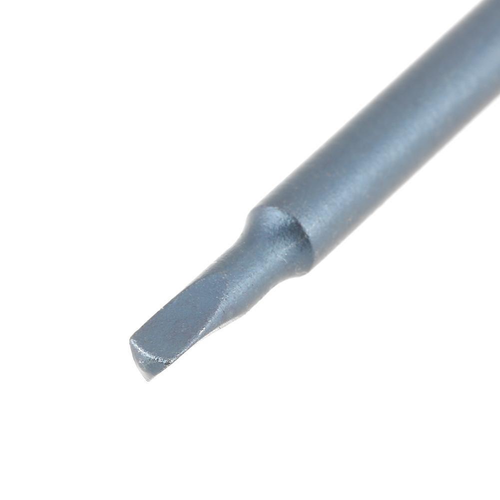 10pcs puntas de destornillador de cabeza triangular magnética, 1 ...