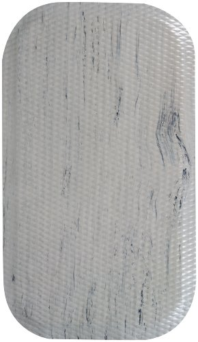 M+A Matting 449 Granite Dusk Nitrile Rubber Hog Heaven Anti-Fatigue Mat, Marble Top, 3' Length x 2' Width x 7/8'' Thick, For Indoor by M+A Matting
