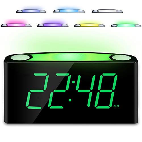 Home LED Digital Alarm