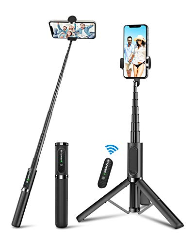 Bluetooth Selfie Stick Tripod