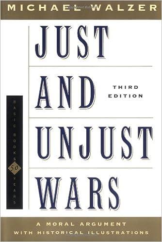 How is war unjustified?