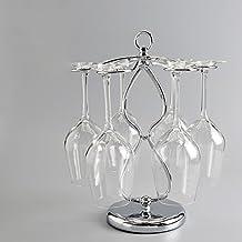 innovative red wine glass rack Goblet European wine glass rack Upside down hanging Cup holder-K