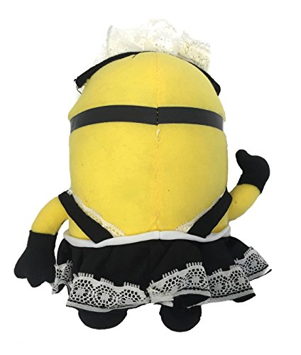 """Despicable Me 2 Minion Phil the Maid 10"""" Licensed Plush Doll Toy Christmas Birthday Gift"""