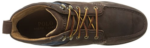 Polo Ralph Lauren Menns Rupert Boot Mørk Sjokolade / Marine