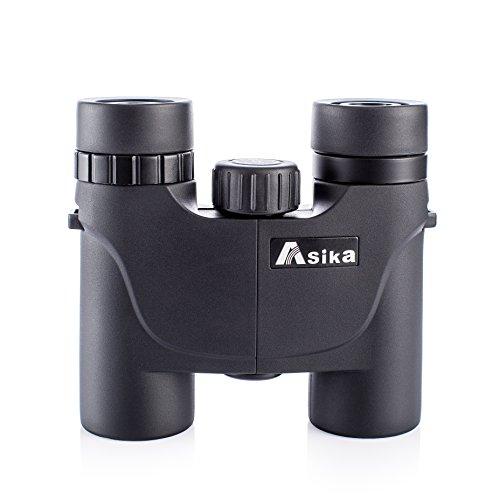 Binoculars, Asika Optics Compact Bird Watching telescope 8X